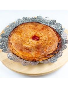 Empanada de pera