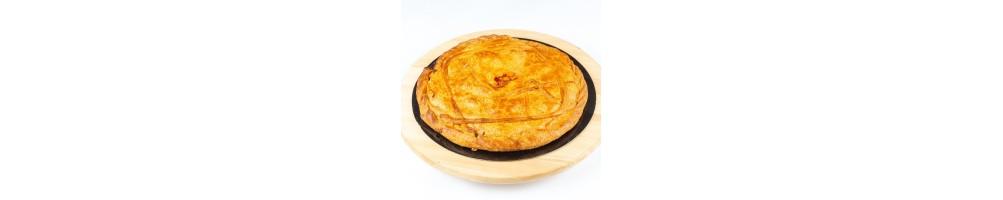 Comprar online tus empanadas gallegas en San Isidro Bakery