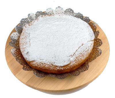 A Ruliña, torta galega.